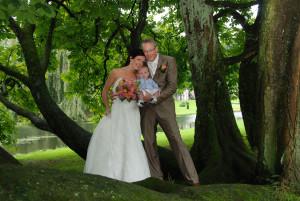Yolanda Busch bruiloft visagie haarstyling